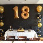 fiesta de 18 para hombre