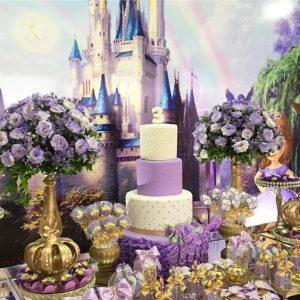 fiesta de cumpleanos de princesa sofia