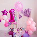 ideas para decorar primera añito de una niña