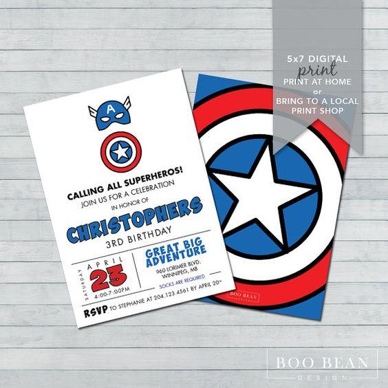 invitacionesde capitan america (2)