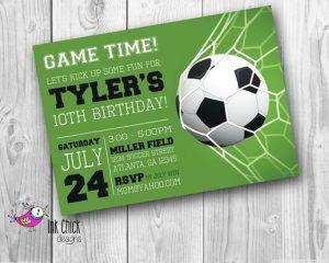 Invitacionesde futbol
