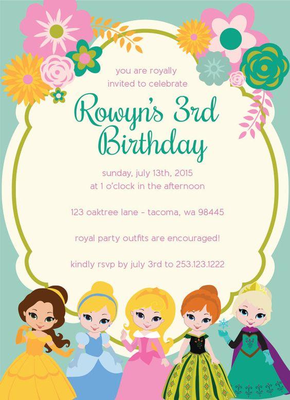 invitacionesde princesas disney (2)