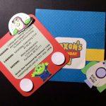 Invitacionesde toy story