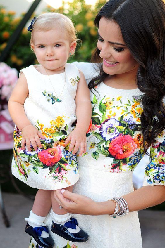 Outfits Para Mamás En Fiestas Infantiles Tendencias 2019