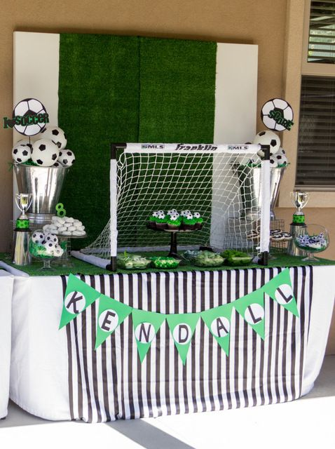 Mesa principalde futbol