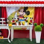 Mesa principalde mickey mouse