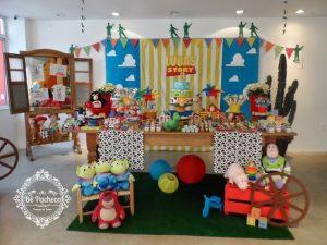 Mesa principalde toy story