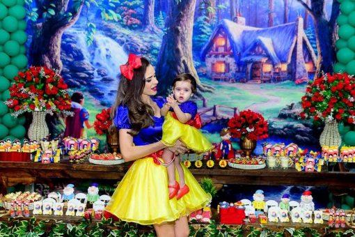 outfits de mamas para fiestas infantiles