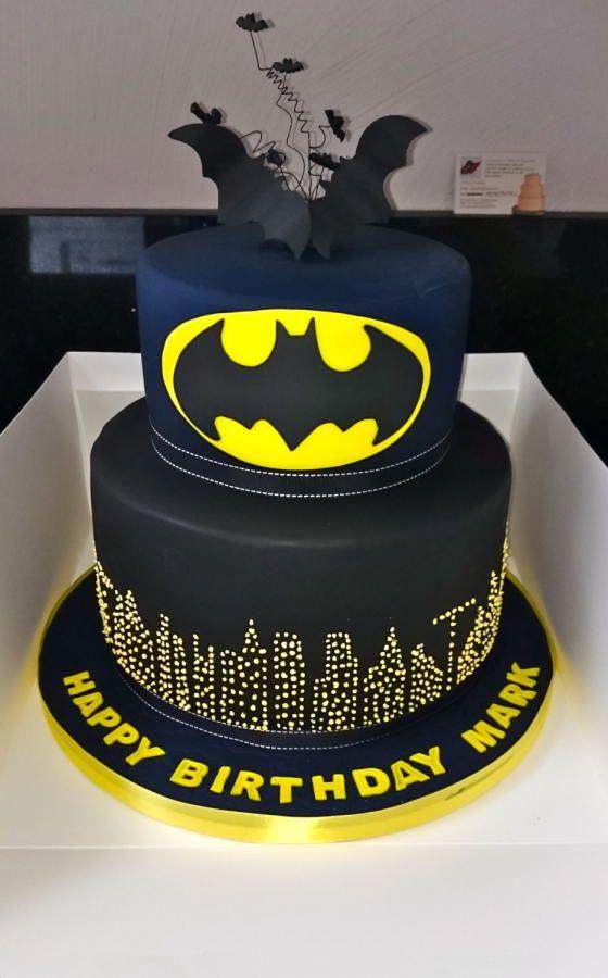 pasteles de batman (2)