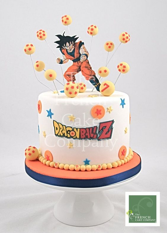 pasteles de dragon ball z (2)