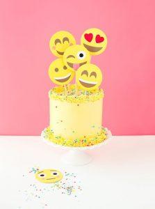 Pasteles de emoji