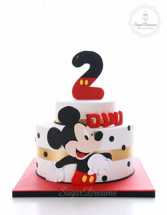 pasteles de mickey mouse (2)