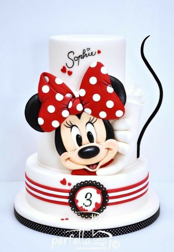 pasteles de minnie mouse (2)