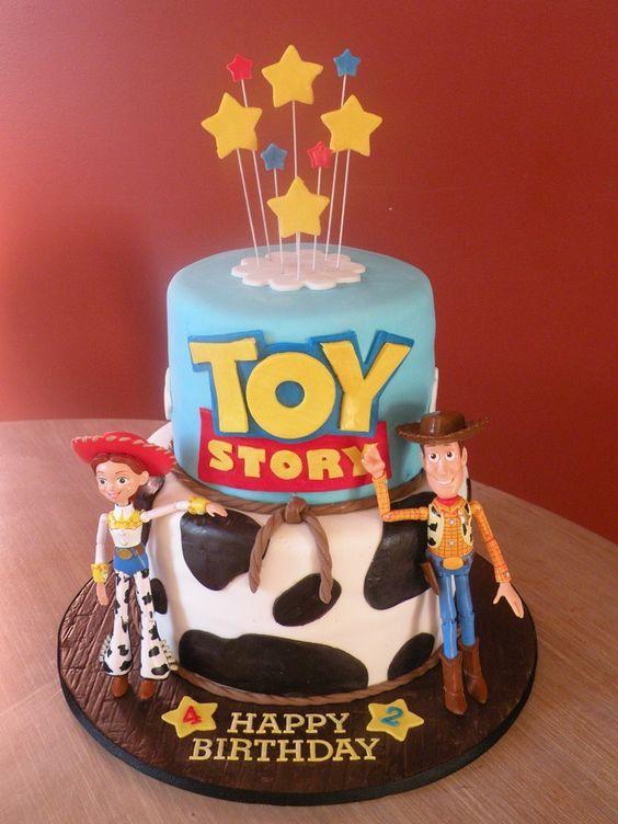 Pasteles de toy story