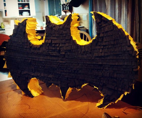 pinatas de batman (2)