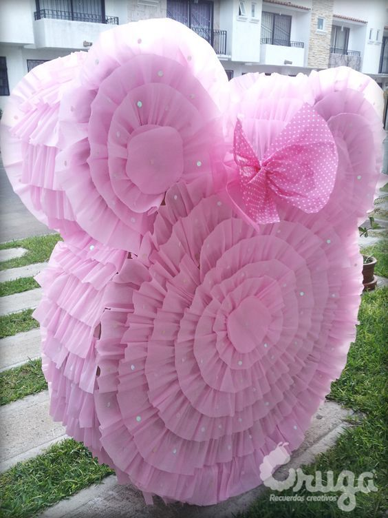 pinatas de minnie mouse (2)
