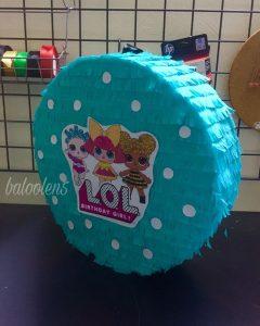 Piñatas de muñecas LOL surprise
