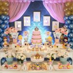 tema baby princess para fiesta niña 1 año