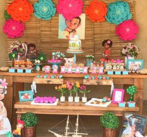 tematicas para fiestas infantiles de niña
