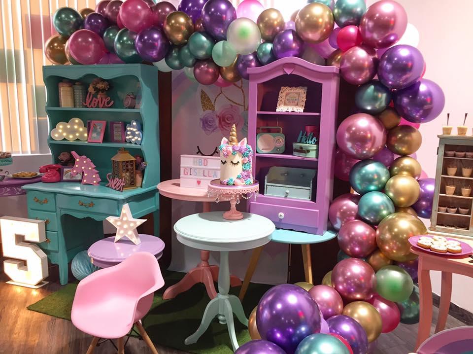 Tendencias en fiestas infantiles de moda