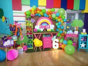 Tendencias en fiestas infantiles de moda para niña