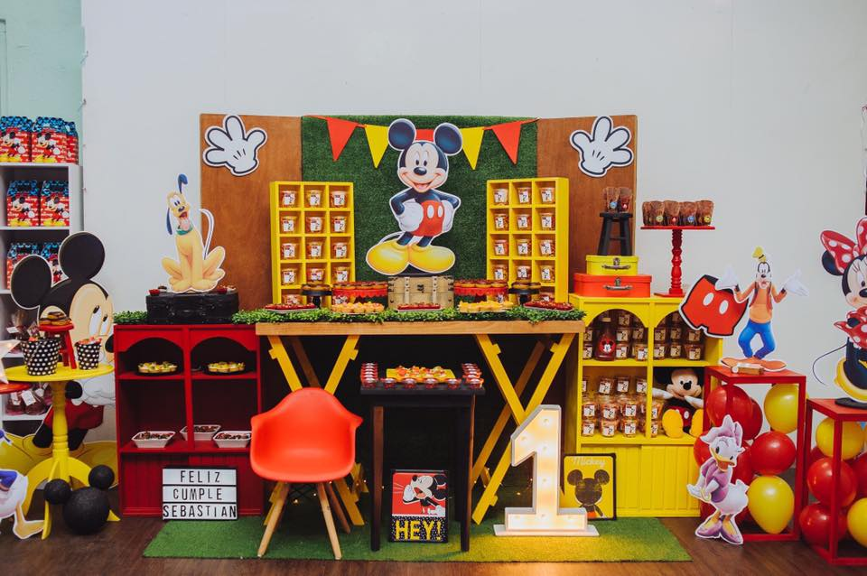 Tendencias en fiestas infantiles de moda para niño