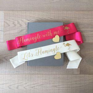 bandas personalizadas para boda