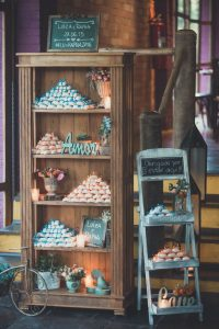 tendencia en mesas de dulces