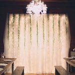 altar para boda estilo rustico