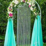 arcos de herreria para bodas