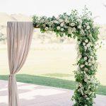 arcos de madera para bodas