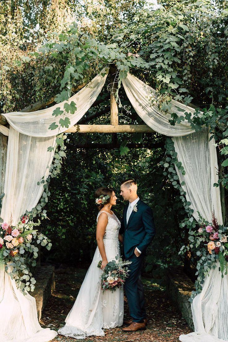 estructuras de altares para matrimonio