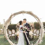 estructuras para altares de bodas