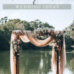 ideas para decorar arcos y altares para bodas