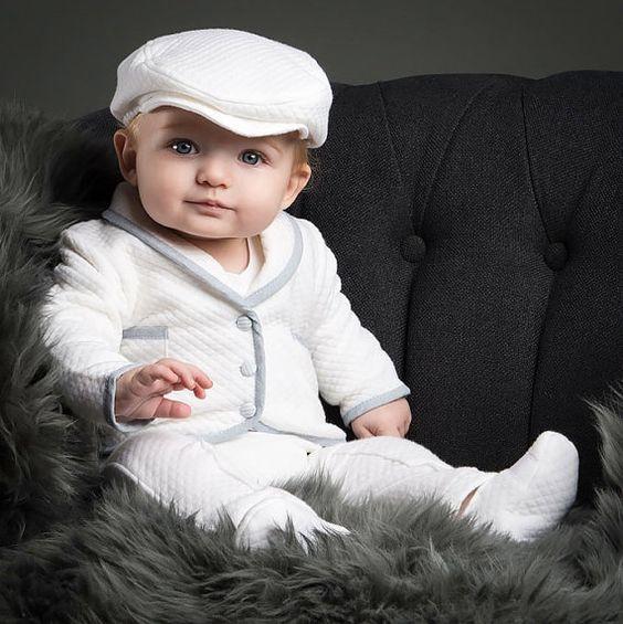 venta más caliente linda belleza Trajes de bautizo para niños - Trajes de bautizo para niños