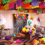Decoración de fiestas patrias
