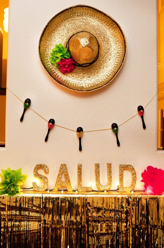 Ideas para celebrar fiestas patrias en México