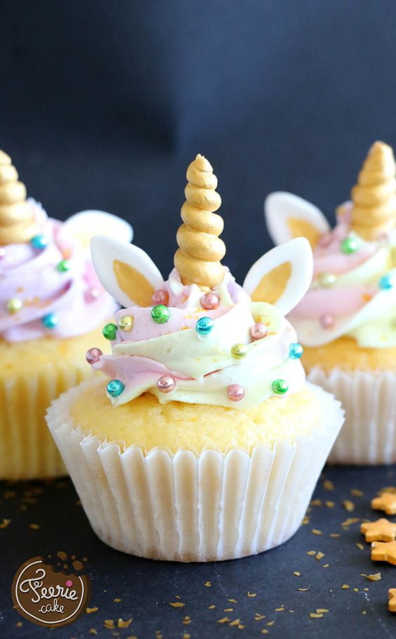 ideas para decorar cupcakes para fiestas infanitles