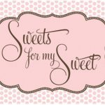letreros para mesa de dulces para imprimir