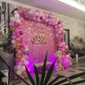 Photo booths para fiestas infantiles de niña