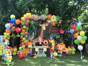 Photo booths para fiestas infantiles de niño