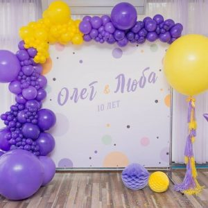 Photo booths para fiestas infantiles modernos