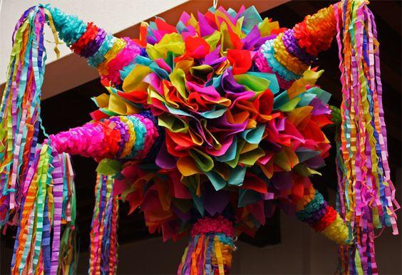 Piñatas para fiestas patrias