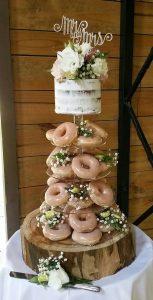 Donas para bodas