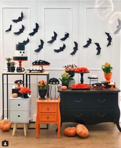 Fiesta infantil temática de halloween