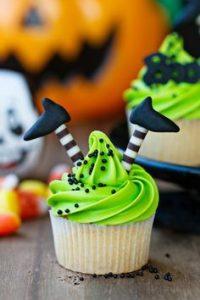 Imágenes de fiesta infantil temática de halloween