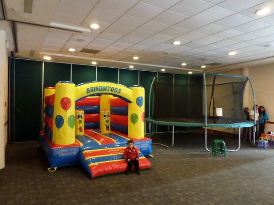 Inflables para fiestas infantiles