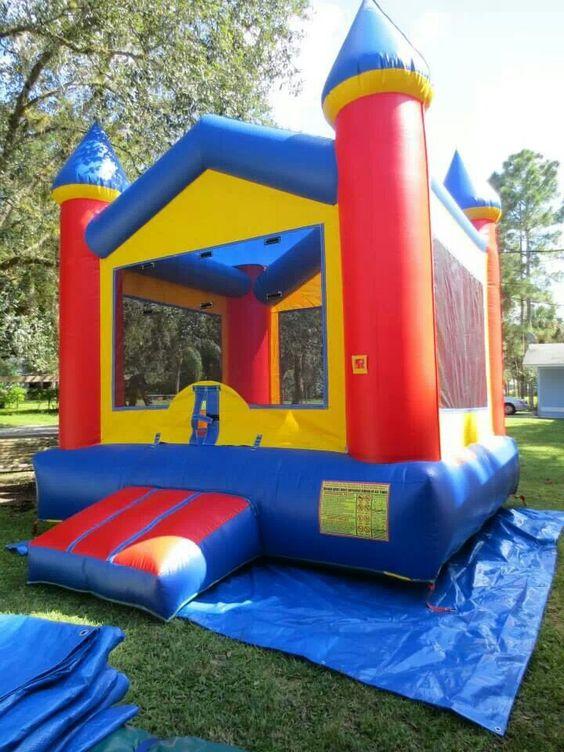 Inflables y brincolines para fiestas