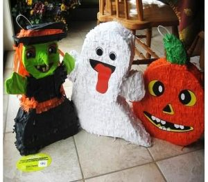 Piñatas para fiesta de halloween