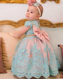 vestido de fiesta para niña de 3 años